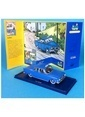 Moulinsart Tenten: 1/43 Ölçekli Model Araba (L Ile Noıre Blue Car) Renkli
